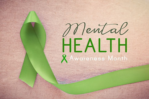 Lime GreenRibbon, Mental health awarenes