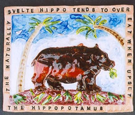 Svelte Hippo