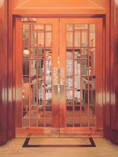 Blond Doors