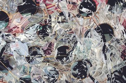 John Lennon Glasses in Cellophane