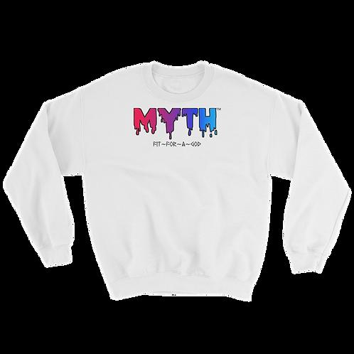 Myth Dripping Logo Sweatshirt