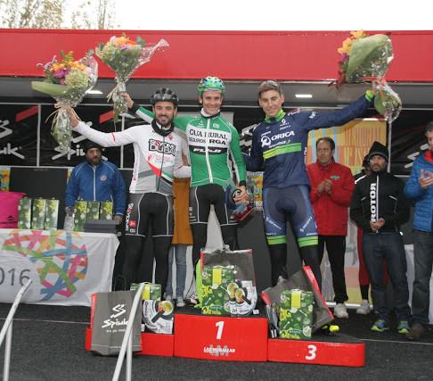 Oscar Freire y Sergio Pardilla ganan la XXV Edición