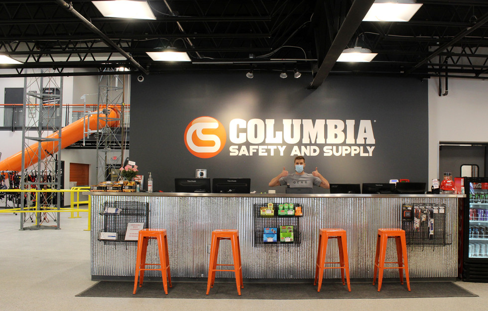 Columbia Safety and Supply