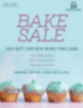 Copy of Bake Sale flyer Template - Made