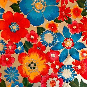 Fleurs Argent