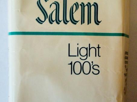 Salem Light 100s