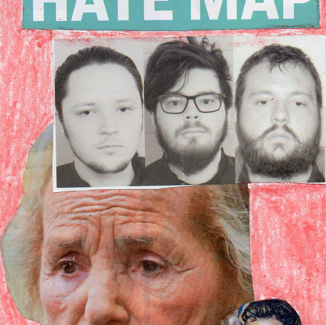 Hate Map, 2020