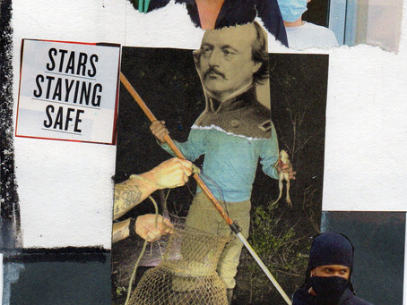 Stars Staying Safe