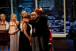 August 2013_Rewarding in Moscow TV Cente