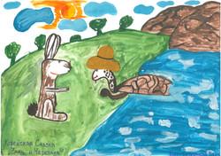 №549_Заяц и Черепаха