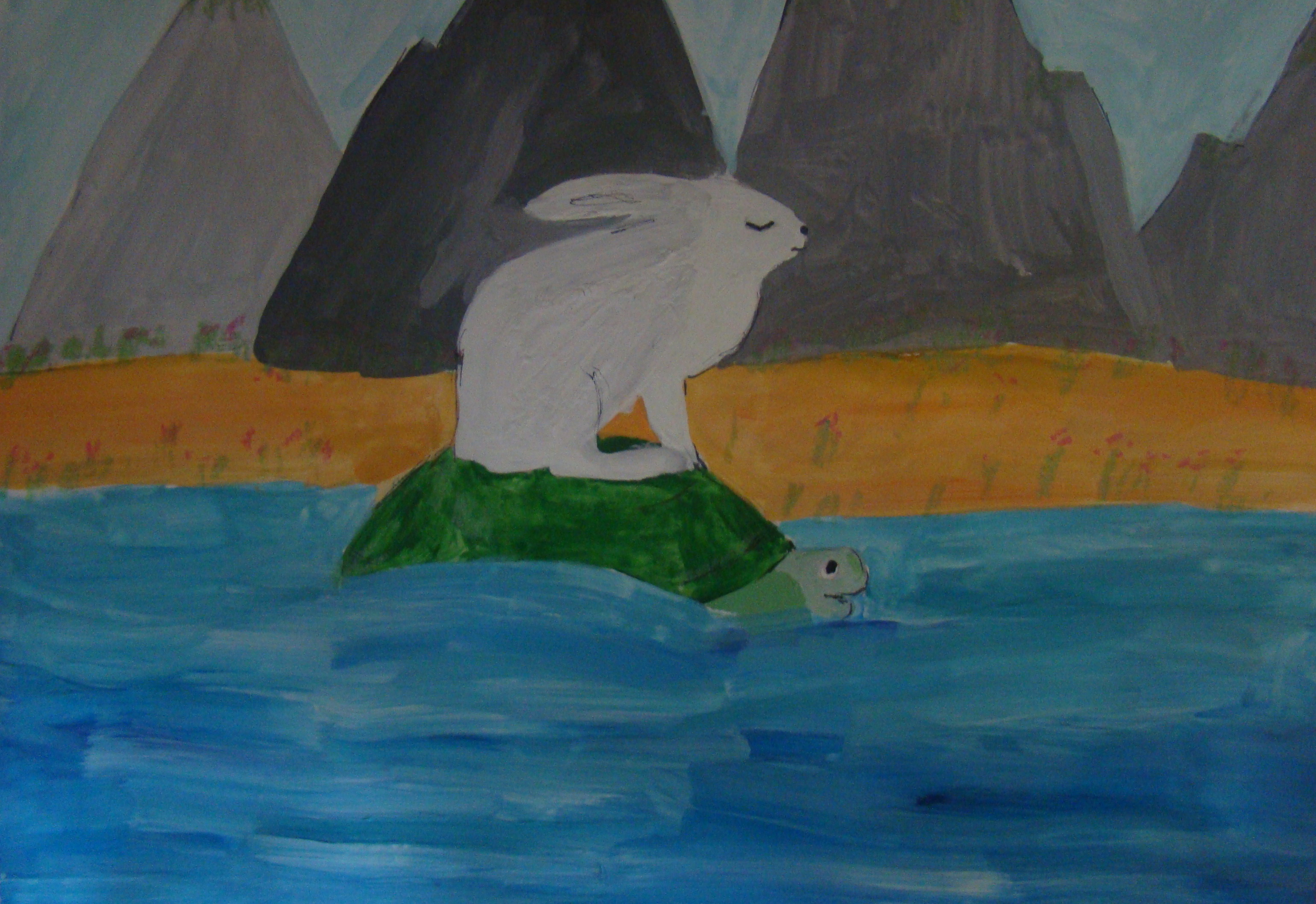 №178_Находчивый заяц