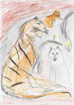 №394_Почему волк без шкуры остался