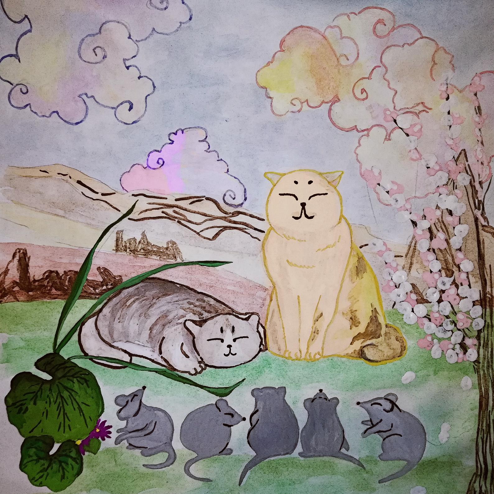 №27_Кошки