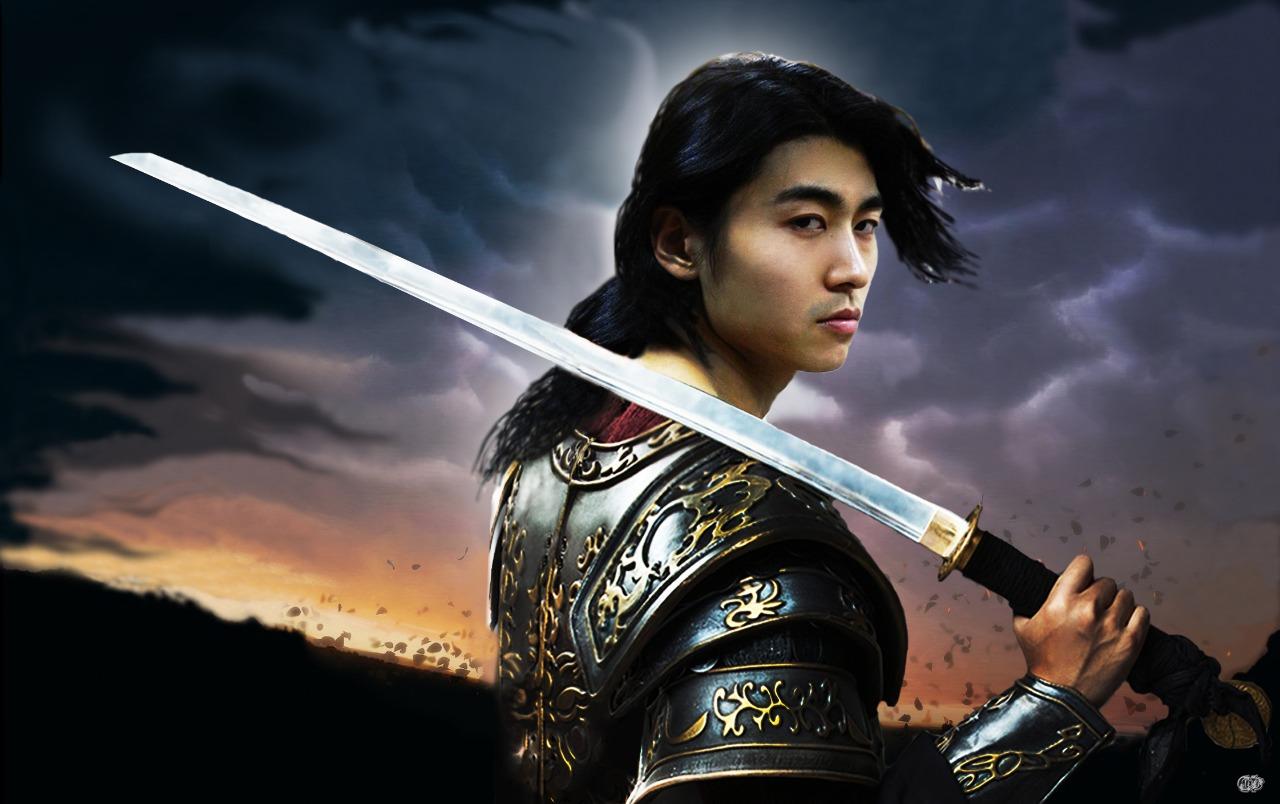 Воин_Ким Чонсин