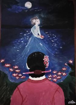 №58_Сказка про розу и лотос