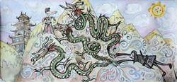 №503_Злая колдунья и царь дракон