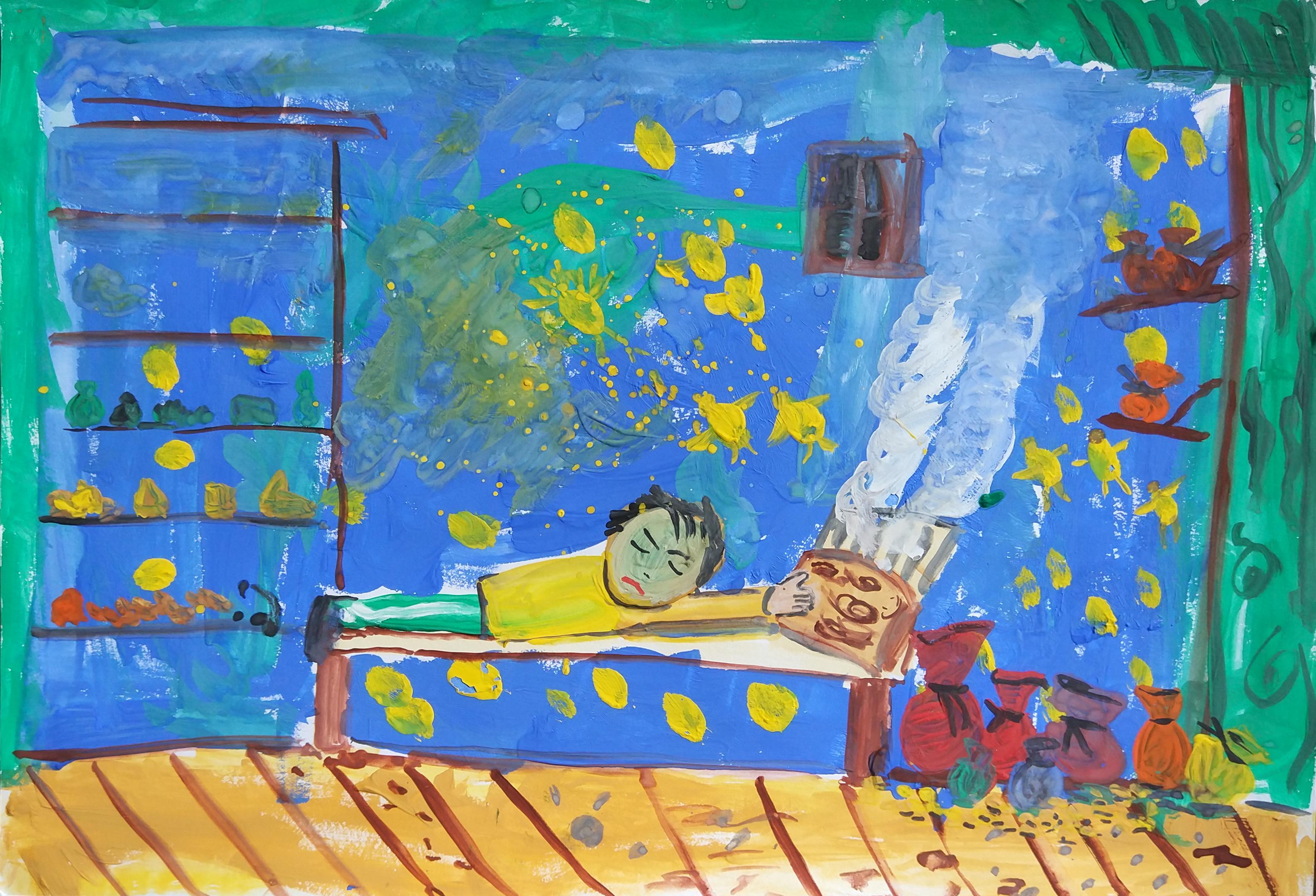 №500_Волшебная подушка