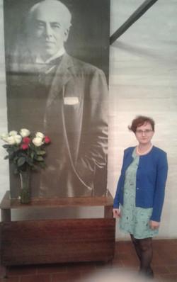 Со Станиславским в его доме-музее