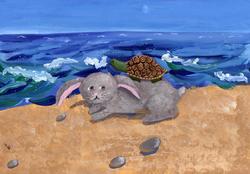 №238_Находчивый заяц