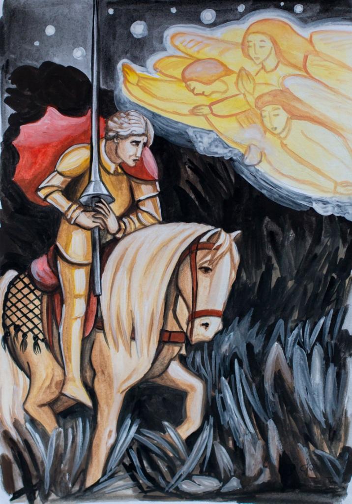 Дорога для Рыцаря