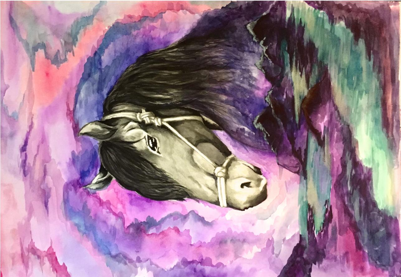 №17_Крылатый конь