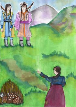 №210_Как девушка оленя спасла (3)