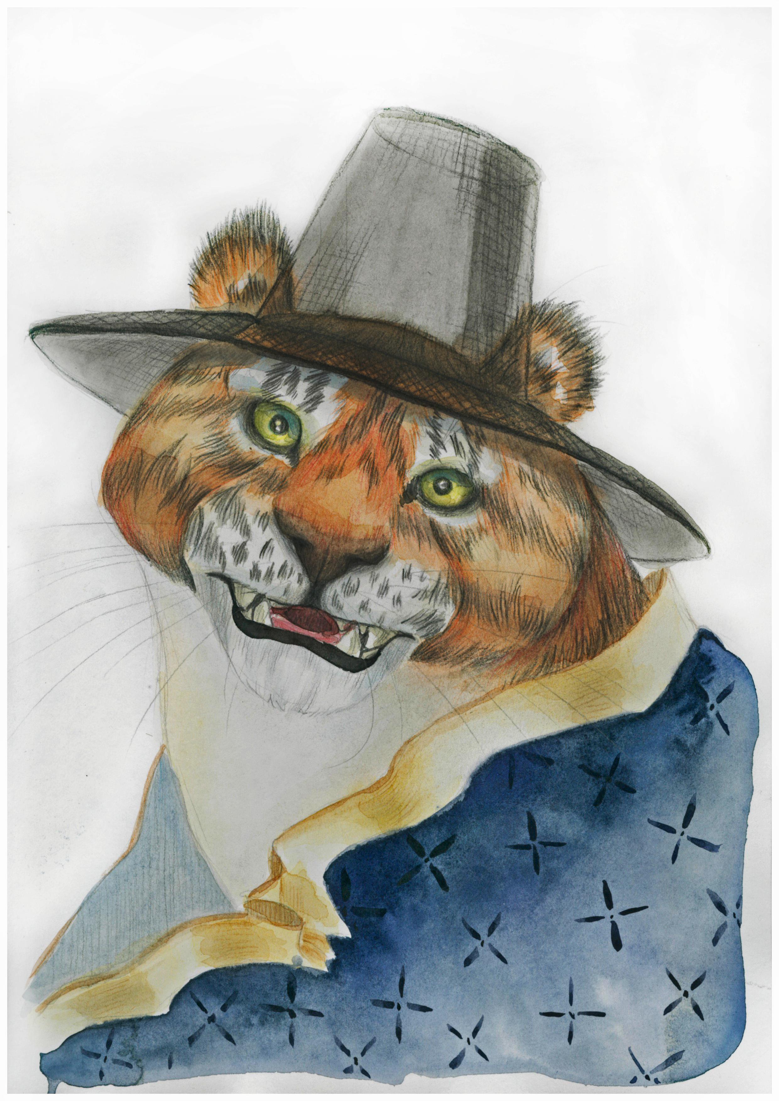 №148_Монах-тигр
