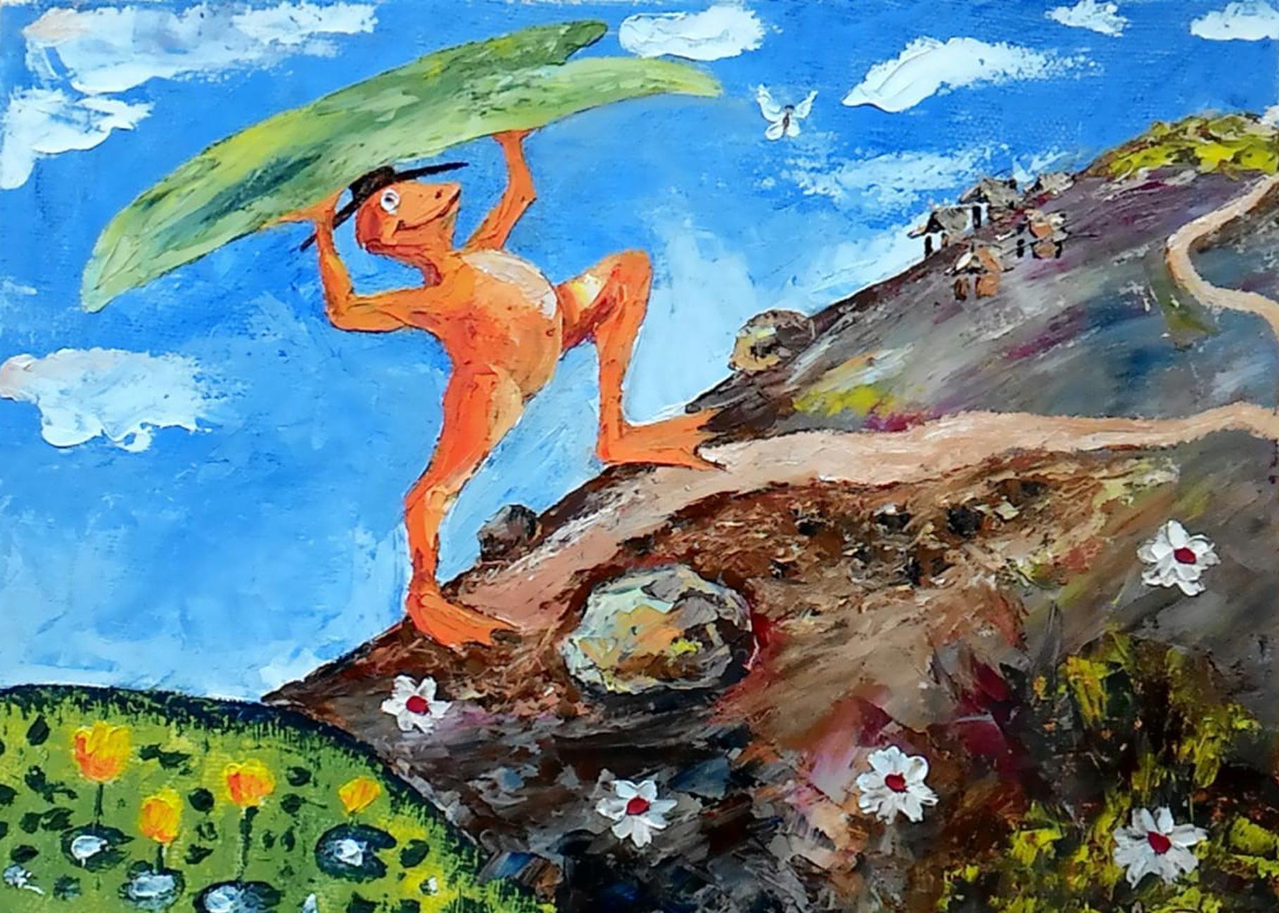 №547_Почему Лягушки живут на болотах