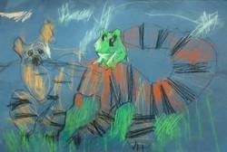 №53_Как лягушка тигра обманула