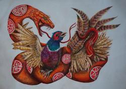 №168_Благодарный фазан