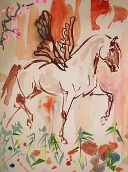 №142_Крылатый Конь
