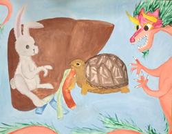 №273_Находчивый заяц