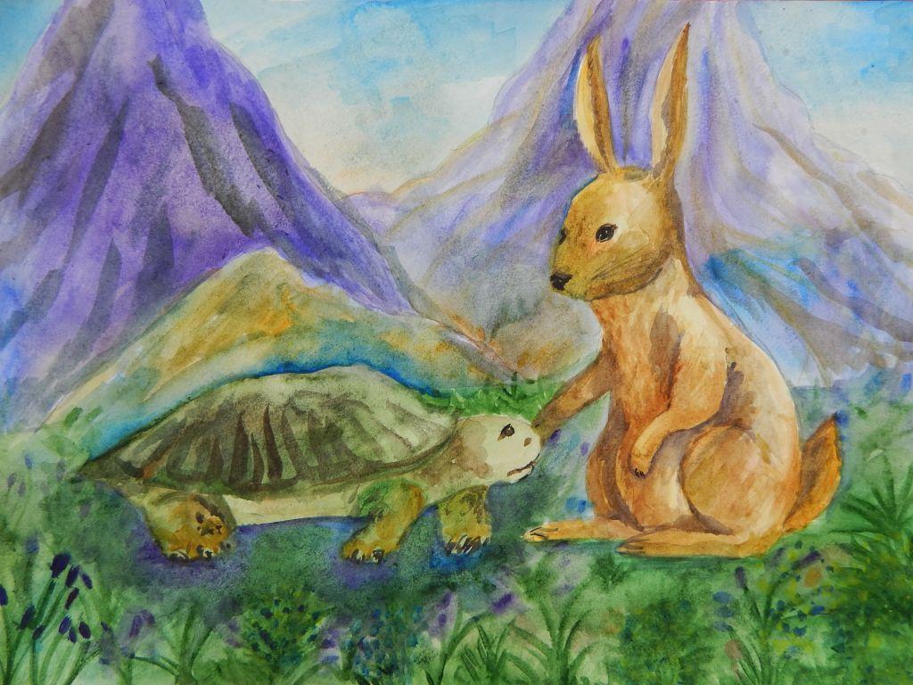 №482_Находчивый заяц