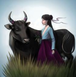 №382_Черная Корова