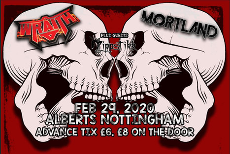 MORTLAND LIVE IN NOTTINGHAM