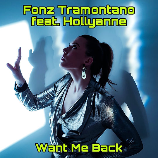 Want Me Back (feat. HollyAnne)