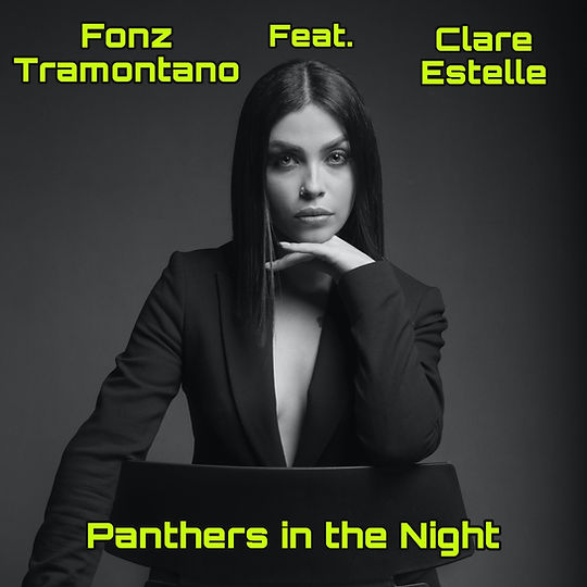 Panthers in the Night (feat. Clare Estelle)