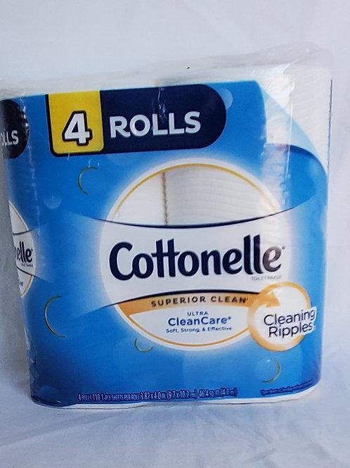 Cottonelle (4 rolls)