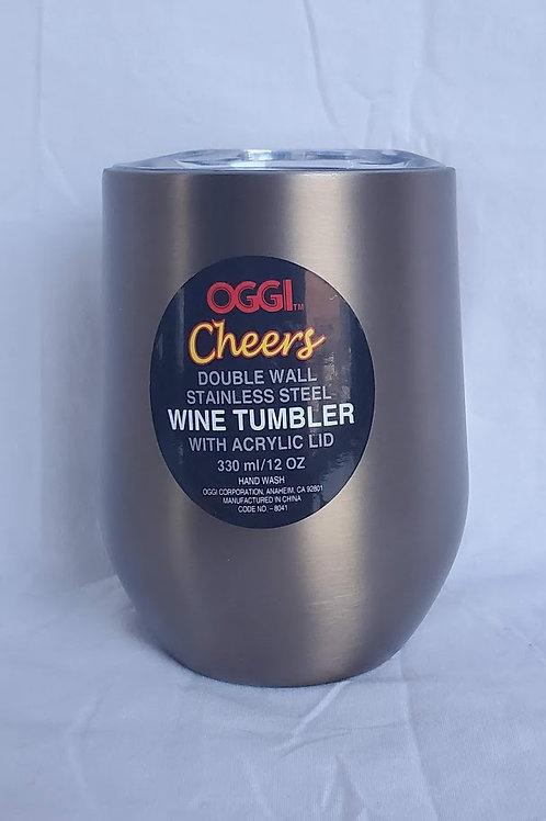 Stainless Steel Wine Tumbler