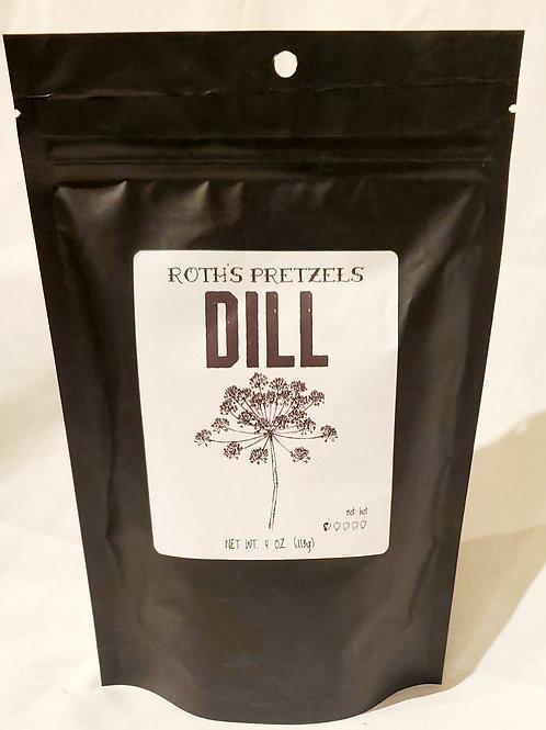Roth's Pretzel's (Dill)