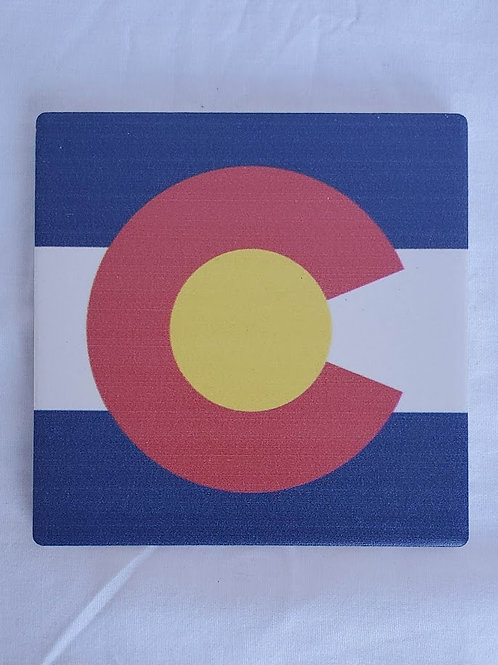 Colorado Flag Coaster