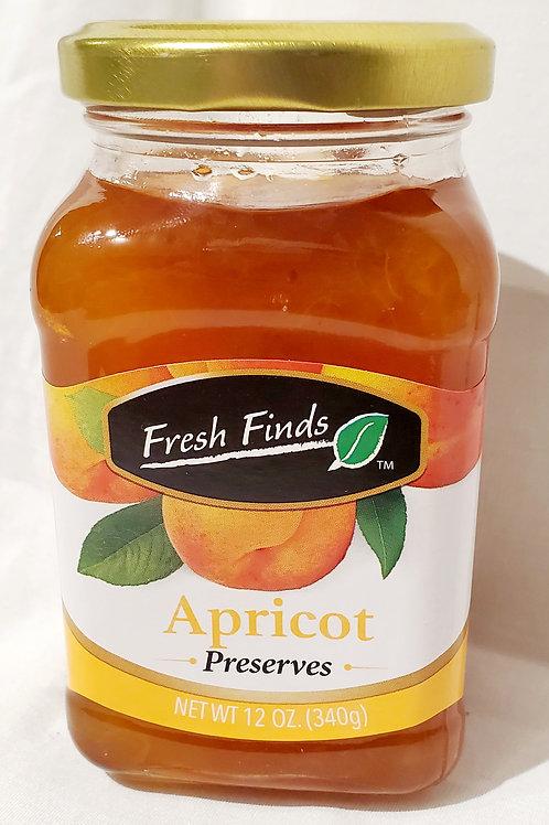 Apricot Preserves 12oz
