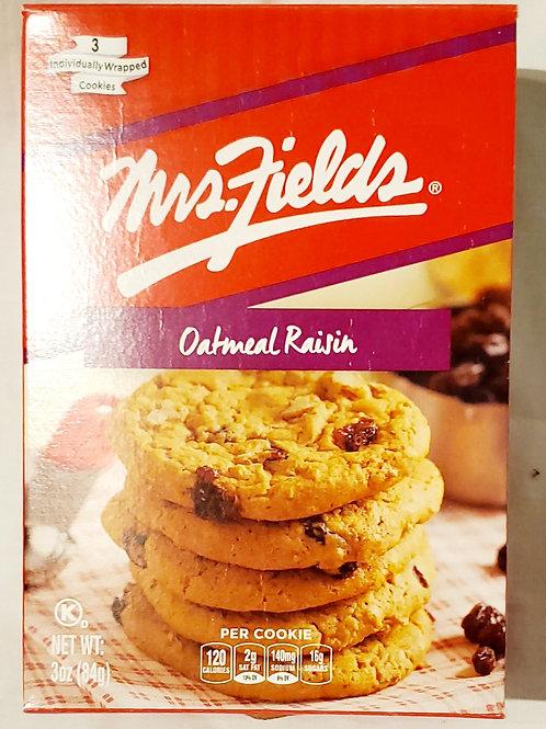 Mrs. Fields Oatmeal Raisin (3 pack)