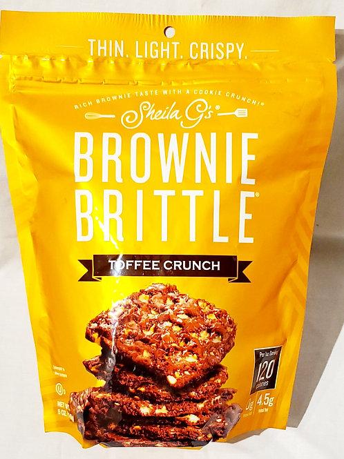 Brownie Brittle (Toffee Crunch)