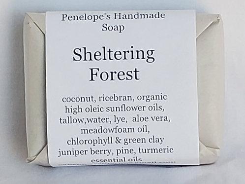 Handmade Soap (Sheltering Forest)