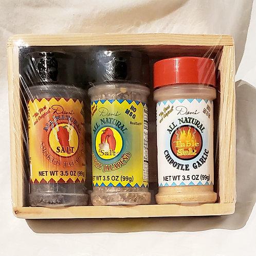 All Natural Homemade Seasoning (Variety Box Set)