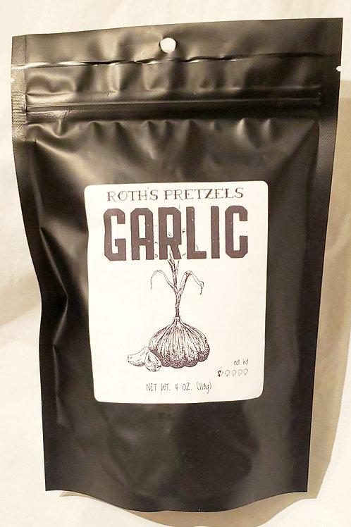 Roth's Pretzel's (Garlic)