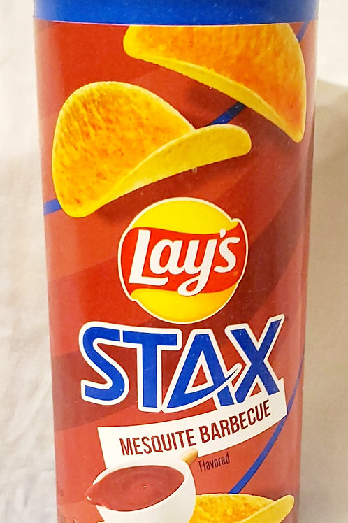 Lay's Stax (Mesquite BBQ)