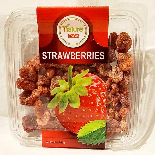 Dried Fruit (Strawberries)