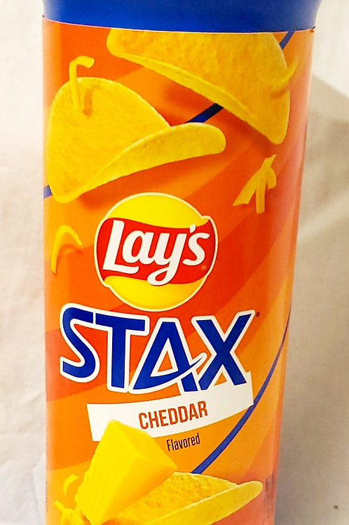 Lay's Stax (Cheddar)